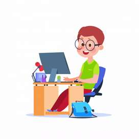 call center and ad posting job available (students,housewife) male/fe