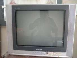 "SAMSUNG 21"" FLAT TV"
