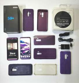 Samsung Galaxy S9+ Plus Purple 256GB Varian Tertinggi Bonus Melimpah