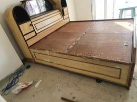 Double bed 6*6