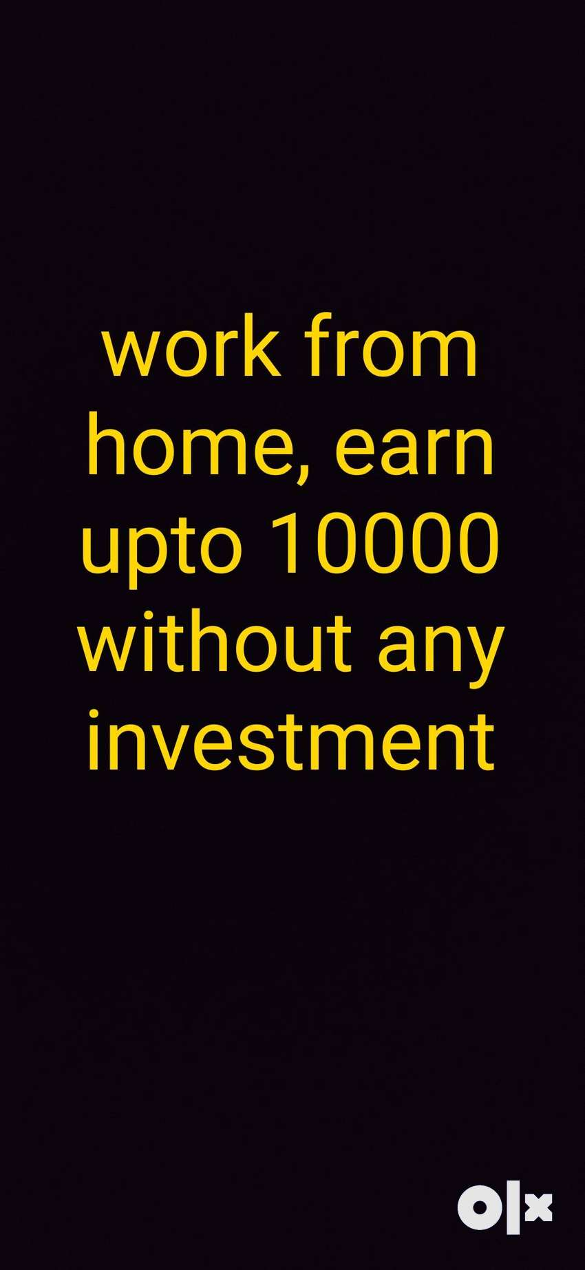 Part time offer,earn upto 10000 0