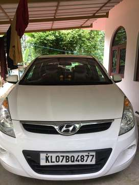 Hyundai i20 2011 Petrol Well Maintained and good condition vehicle