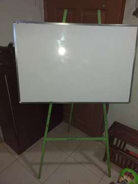 School Studies heavy board with stand