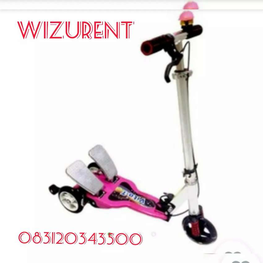 scooter vita genjot