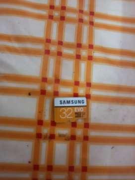 Samsung 32GB evo