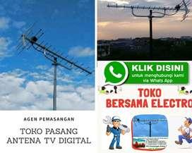 Specialist Pusat Pemasangan Sinyal Antena TV Murah