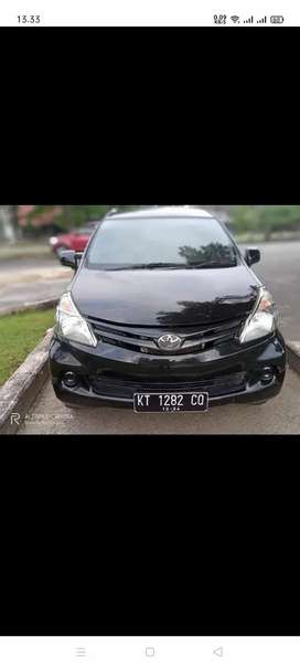 Toyota Avanza Type E 2014