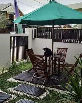Meja payung cafe,vila,resto,tempat wisata,outdoor