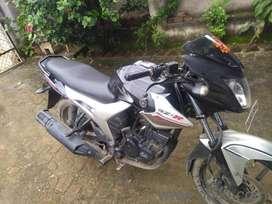 2013 model yamaha szr 150cc bike