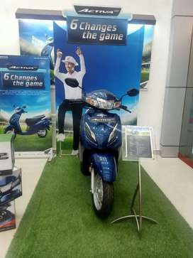 Honda activa low down payment 12999