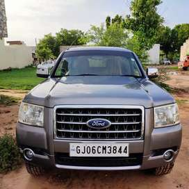 Ford Endeavour 2008 Diesel 68910 Km Driven