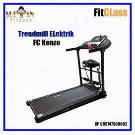 Alat Fitness Rumah Treadmill Elektrik FC Kenzo Fitclass ALat Olahraga