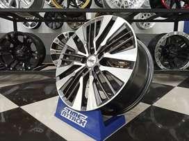 velg racing ring 18 inc cocok untuk mobil toyota innova