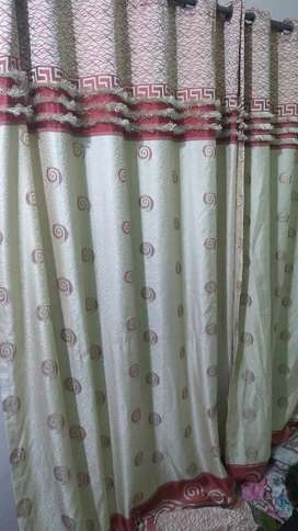 Curtains new condition