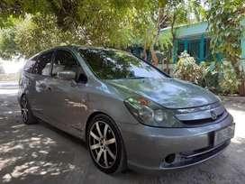 Honda stream 2005 facelift