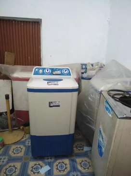 Asia washing Machine. 2 years guarantee (only for motor)
