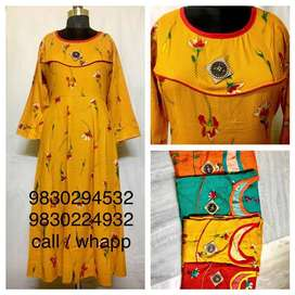 Wholesale Diwali kurti 100 to 500rs only wholesale