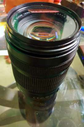 Canon 18-135mm STM lens unused condition