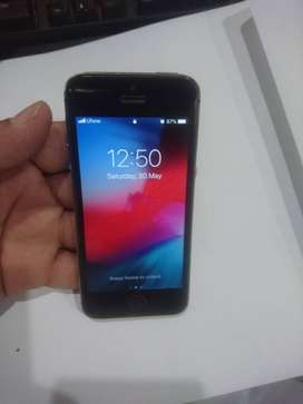 APPLE IPHONE 5S 16GB GRAY PTA APPROVED