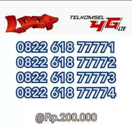 Nomor Apik apik Telkomsel nomor cantik
