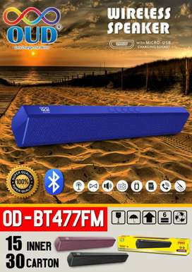 Oud new bar Bluetooth speaker