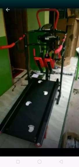 Black Treadmill manual 6 manfaat baru