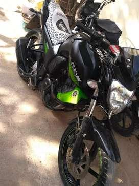 Yamaha Fz 2012 model urgent sale