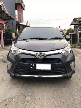 Toyota Calya tipe G Manual tahun 2017