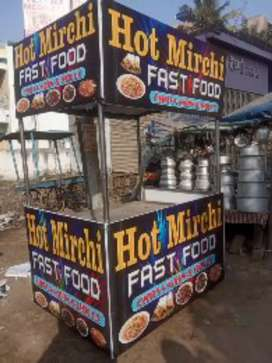 Chines and Indian  fast food karigar ke liye sunhra mauka
