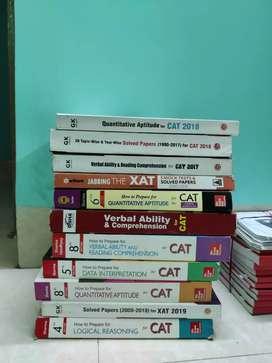 CAT XAT SNAP study material
