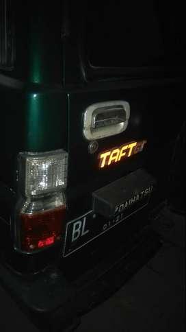 Mobil TAFT GT RANGER