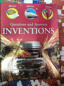 A book about major inventions