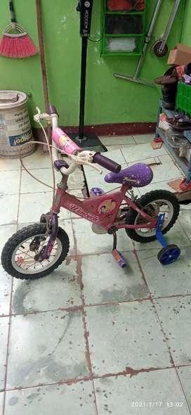 Dijual sepeda anak merek wimcycle