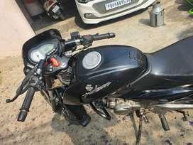 Bajaj Pulsar 180 in good condition with self starter.