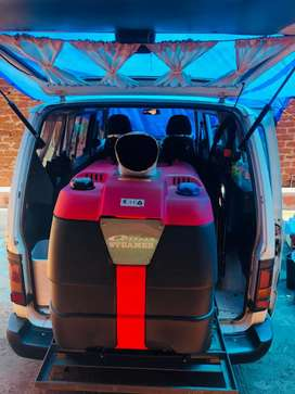 5,50,000  Steam car wash unit for sale