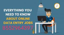 Data Entry jobs Operators Day and night shifts WPM 25