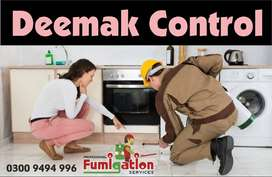 Deemak termite and pest control.