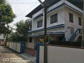 2 storeyed 5 BHK independent House for Rent at Chalikkavattom, Vyttila