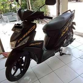 Yamaha Mio M3 komplit plat ad pajak on