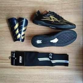 Sepatu futsal terbaru, lengkap kaos, bisa COD, Gratis ongkir