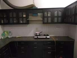 3 BHK independent flat with modular kitchen ground floor.865ooo1928