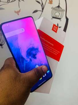 One plus 7 pro 8gb 256 gb  under warrenty