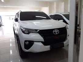 Dijual Unit Toyota Fortuner VRZ 2016 Matic *KONDISI MULUS*