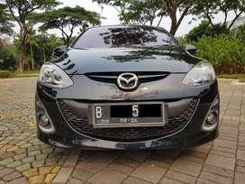 Mazda 2 Hatchback R AT 2013,Mendukung Mobilitas Yang Serba Cepat