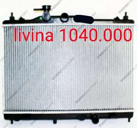 Radiator mesin livina manual
