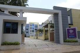 Eco friendly apartments available at guruvayoor