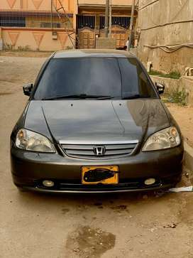 Honda civic vti prosmetic 2002
