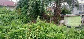 Tanah Di Jl Melayu Dekat Jl Garuda Sakti 2 kavling, masing2 131 M2