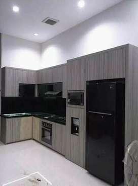 Kitchen set , lemari , backdrob tv dll dgn kwalitas terbaik