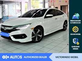 [OLXAutos] Honda Civic 2017 1.5 ES Prestige A/T Putih #Victorindo